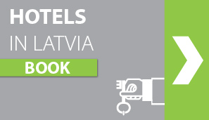 HOTELS IN LATVIA